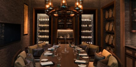 Wine Private Dining Room