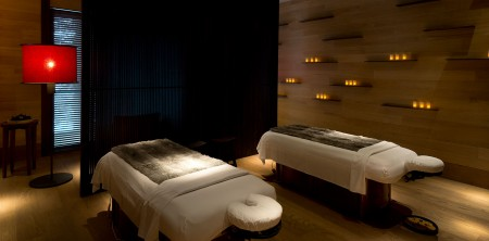 Treatment Suite at The Spa