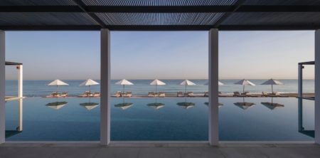 The Chedi Muscat - The Chedi Pool