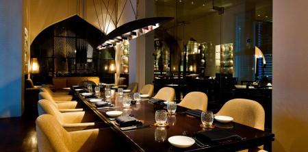 The Legian Private Dining Area